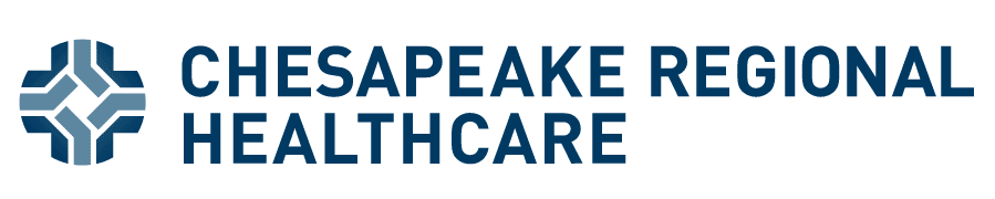 Chesapeake Regional Healthcare Sponsor Logo